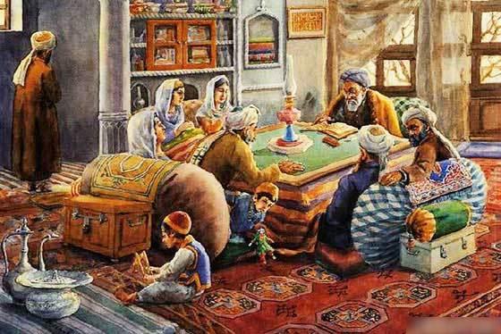 تاریخچه شب یلدا