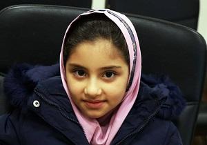 دختر هفت ساله چهارمحالی در جایگاه دهم شطرنج جهان