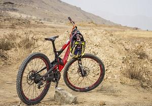 حضور در اردوی انتخابی تیم ملی دوچرخه سواری کوهستان
