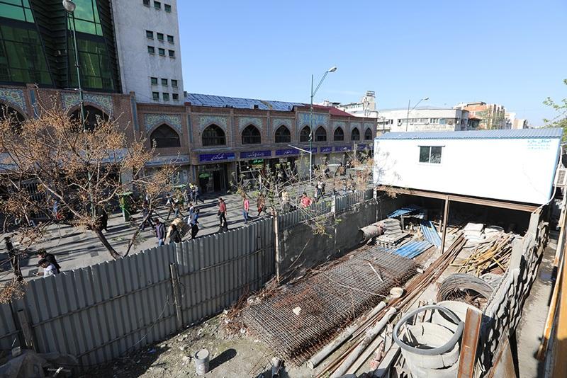 آخرین جزئیات از پروژه احداث زیر گذر