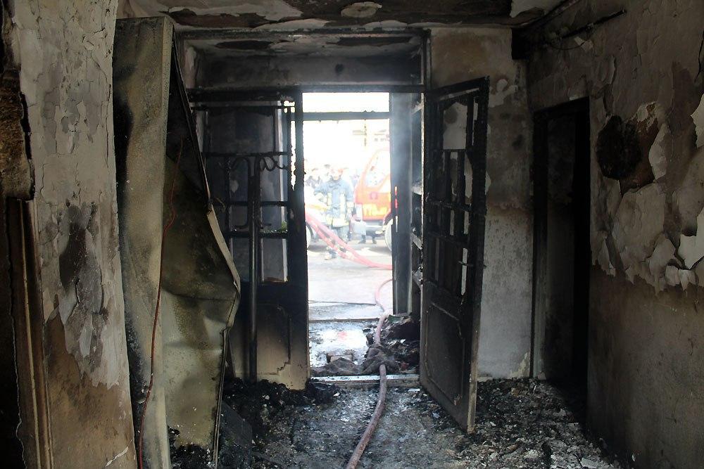 زوج میانسال مشهدی، قربانی آتش بی احتیاطی خود شدند!