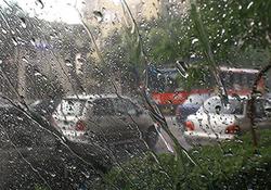 ثبت بیشتری بارندگی در جاسک