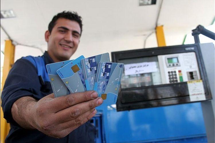 کاهش ۳۲ لیتر مصرف سوخت پس از سهمیه بندی
