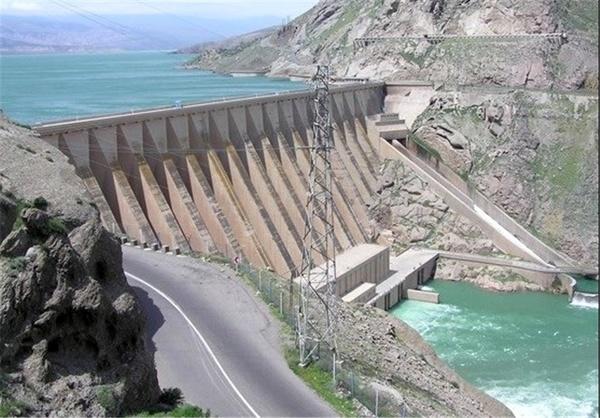 ذخیره آب سد سفیدرود از مرز ۵۰۰میلیون مترمکعب فراتر رفت