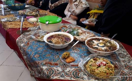 برگزاری جشنواره آش رشته و دیماج در قزوین