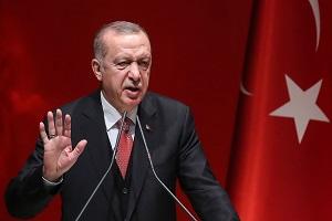 اردوغان: حضور در مراسم توزیع جایزه نوبل، شرکت در ظلم است