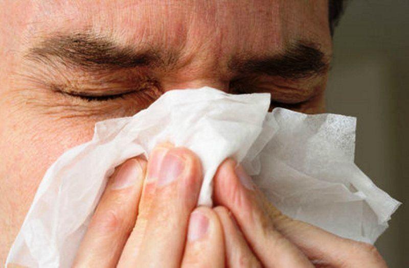 شیوع آنفلوانزا