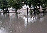 باشگاه خبرنگاران -آبگرفتگی خیابانهای اهواز بعد از بارندگی + فیلم