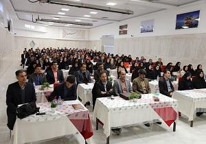 برگزاری همایش نظارت و راهنمایی آموزشی در شهرکرد