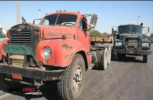 بیش از ۴۰۰ هزار دستگاه کامیون فرسوده در کشور وجود دارد