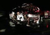 باشگاه خبرنگاران -تصادف در جاده بیجار به دیواندره ۲ کشته برجا گذاشت