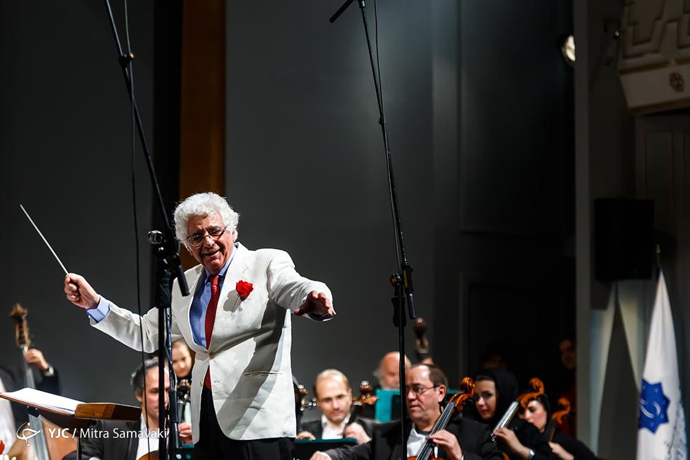 تشریح جزئیات برگزاری تازهترین ارکستر سمفونیک تهران/ چکناواریان: برای تبلیغ کار دفاع مقدسی نمیسازم
