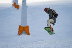 مسابقات اسکی روی آب - کیش