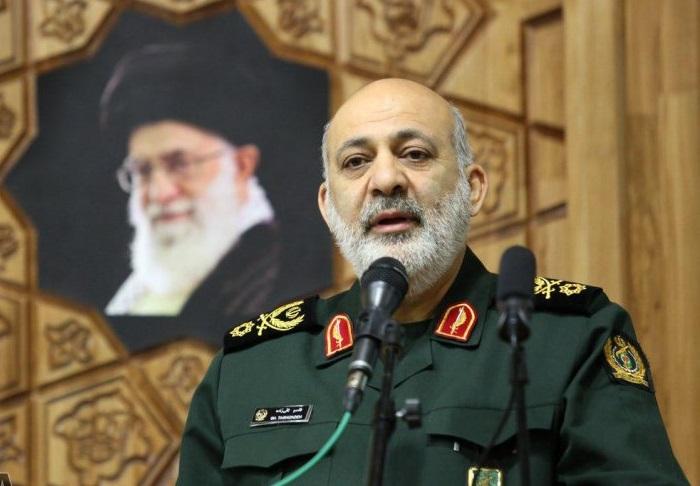 توپ لیزری ایرانی شکارچی جاسوسهای دشمنان + تصاویر