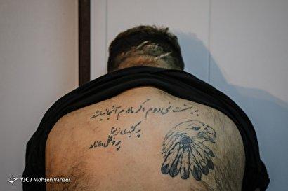 بازدید سخنگوی قوه قضاییه از دستگیرشدگان اغتشاشات تهران