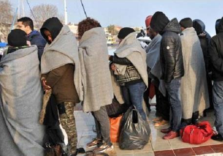 مهاجران غیرقانونی