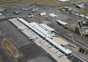تخليه بخشی از فرودگاه آدلاید استراليا