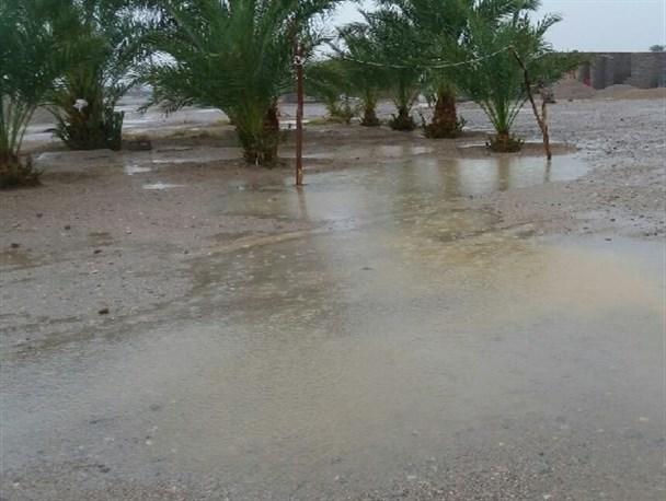 آغاز فعالیت سامانه بارشی در سیستان و بلوچستان