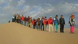 برخورد با تورهای گردشگری غیرمجاز در همدان