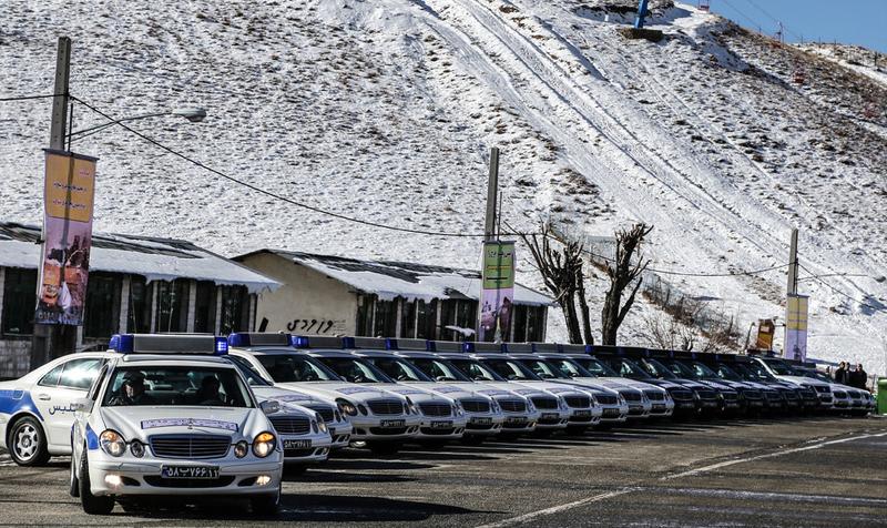 آغاز طرح زمستانی پلیس در جاده های سراسر کشور