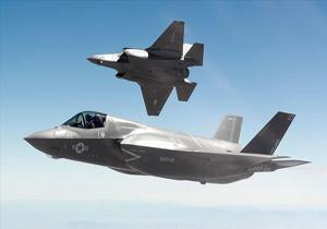 آمریکا جنگندههای سفارشی اف ۳۵ ترکیه را میخرد