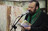 باشگاه خبرنگاران -سرودخوانی مرحوم موسوی قهار در محضر امام خمینی(ره) در دهه شصت