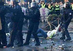 فرانسه امروز هم صحنه تظاهرات مردمی خواهد بود