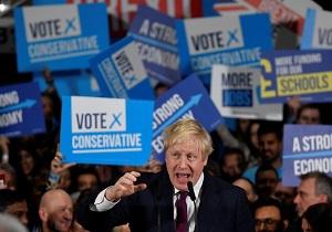 پیش بینی پیروزی کمرنگ حزب جانسون در انتخابات پارلمانی انگلیس