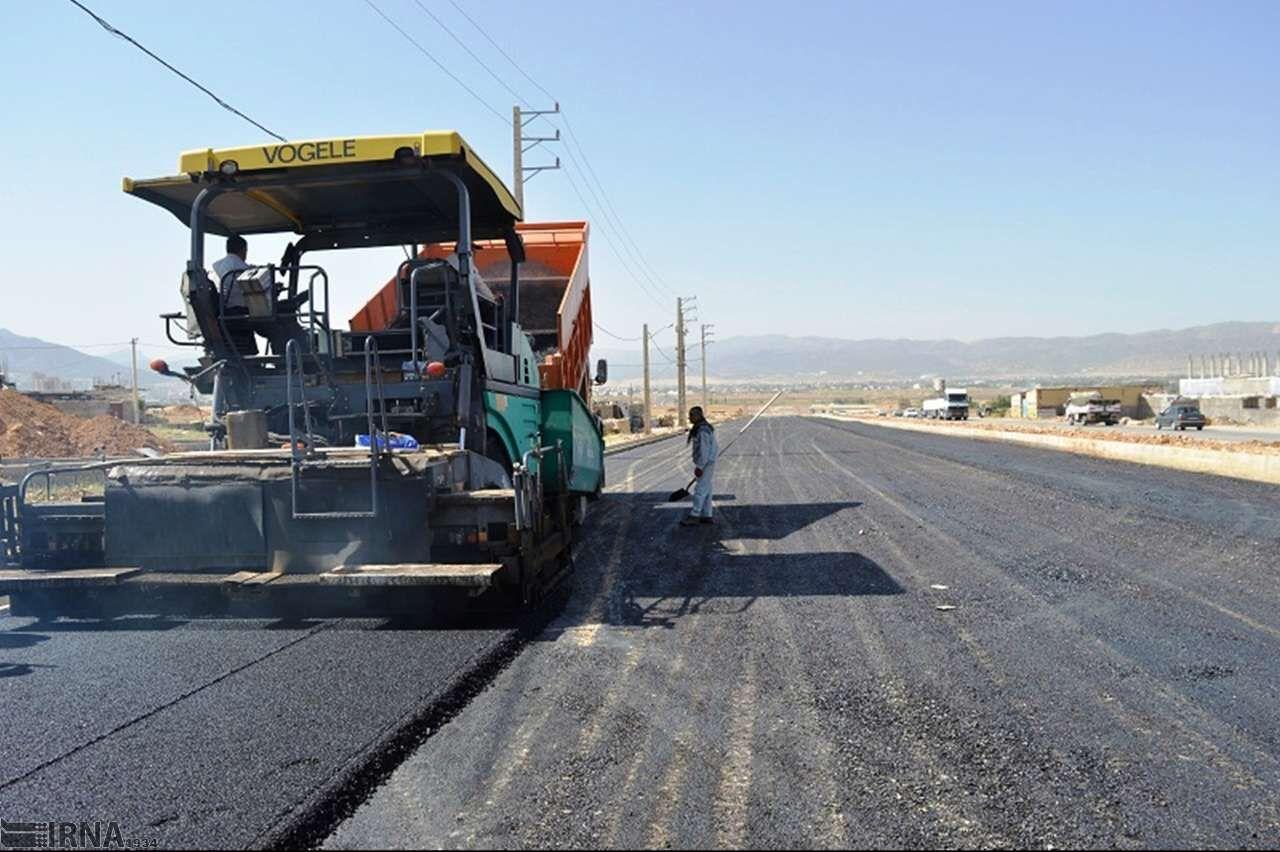 افتتاح کارخانه آسفالت پلیمری در بجنورد