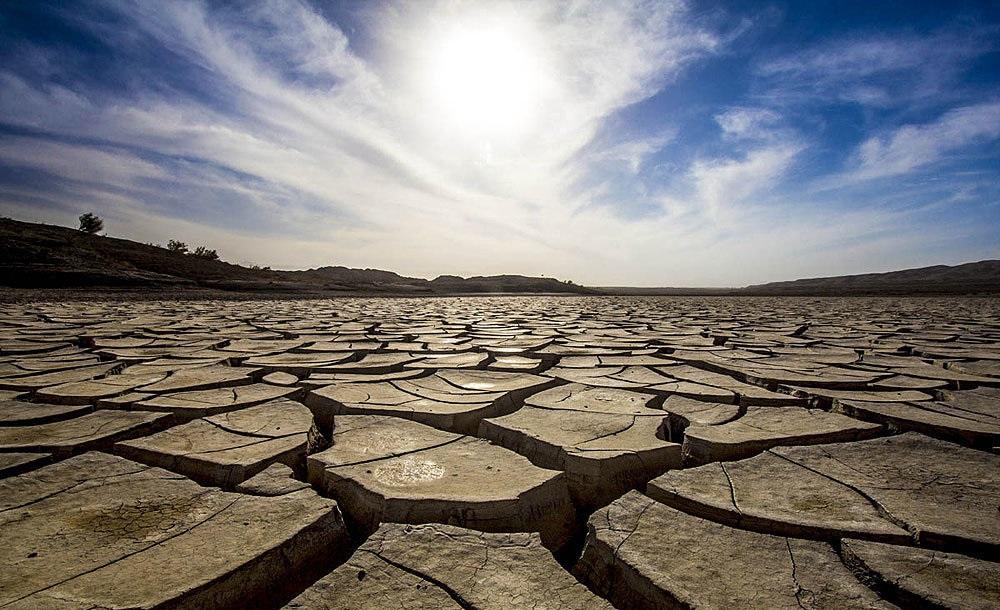 فرسایش خاک در ایران هشت برابر استاندارد جهانی