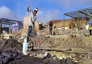 بازسازی واحدهای مسکونی مناطق سیل زده تا پایان سال جاری