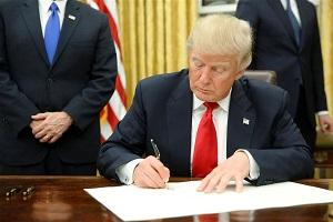 ترامپ یهودیت را به عنوان «ملیت» خواهد شناخت