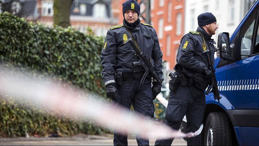 بازداشت،دانمارك