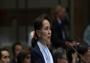 مسلمانان روهینگیا اظهارات سوچی در دادگاه لاهه را رد کردند