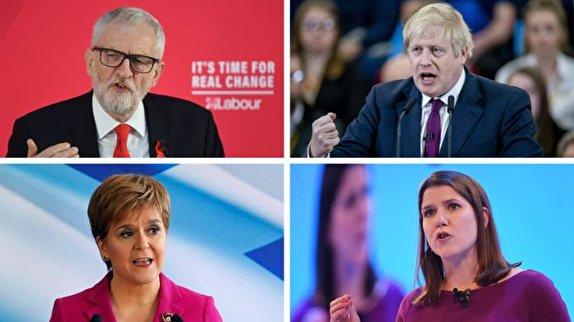 انتخابات انگلیس در سایه برگزیت
