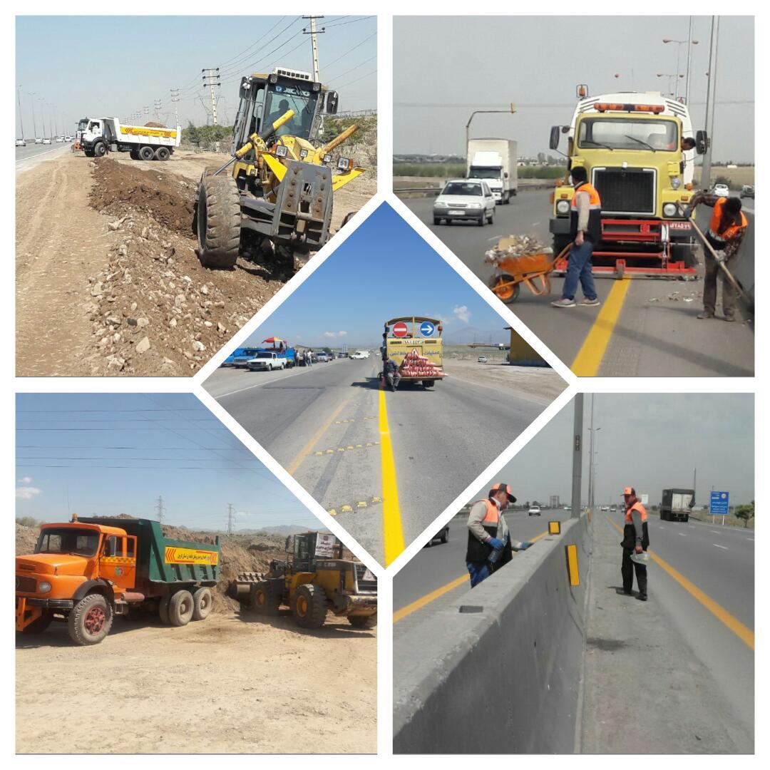انجام بیش از ۳۵۰ عملیات راهدرای در استان همدان