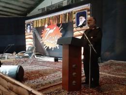 برگزاری دهمین یادواره شهدای دانشجو در کاشمر