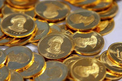 نرخ سکه و طلا در ۲۱ آذر/ هر گرم طلای ۱۸ عیار ۴۹۴ هزار تومان شد + جدول