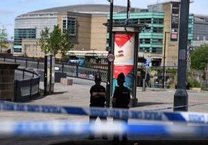 نیروهای خنثی سازی بمب به یک حوزه رای گیری در انگلیس اعزام شدند