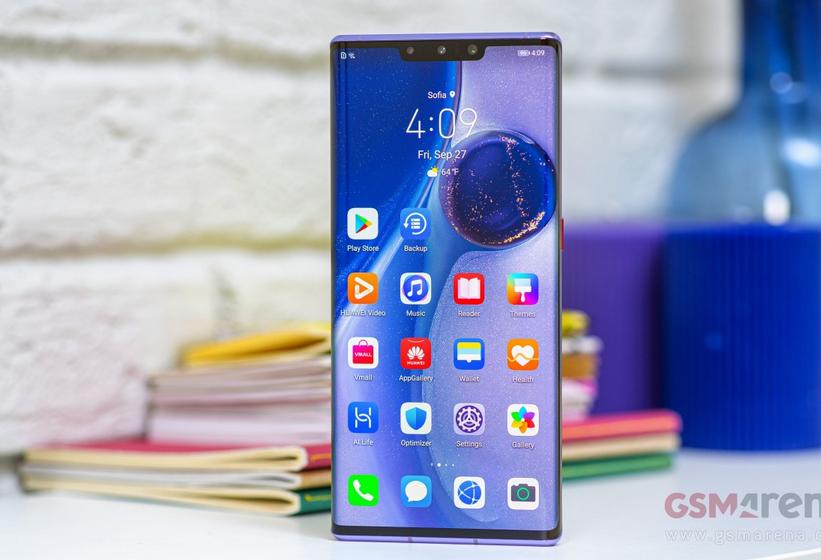 نسخه جدید Mate 30 Pro 5G هوآوی رونمایی شد