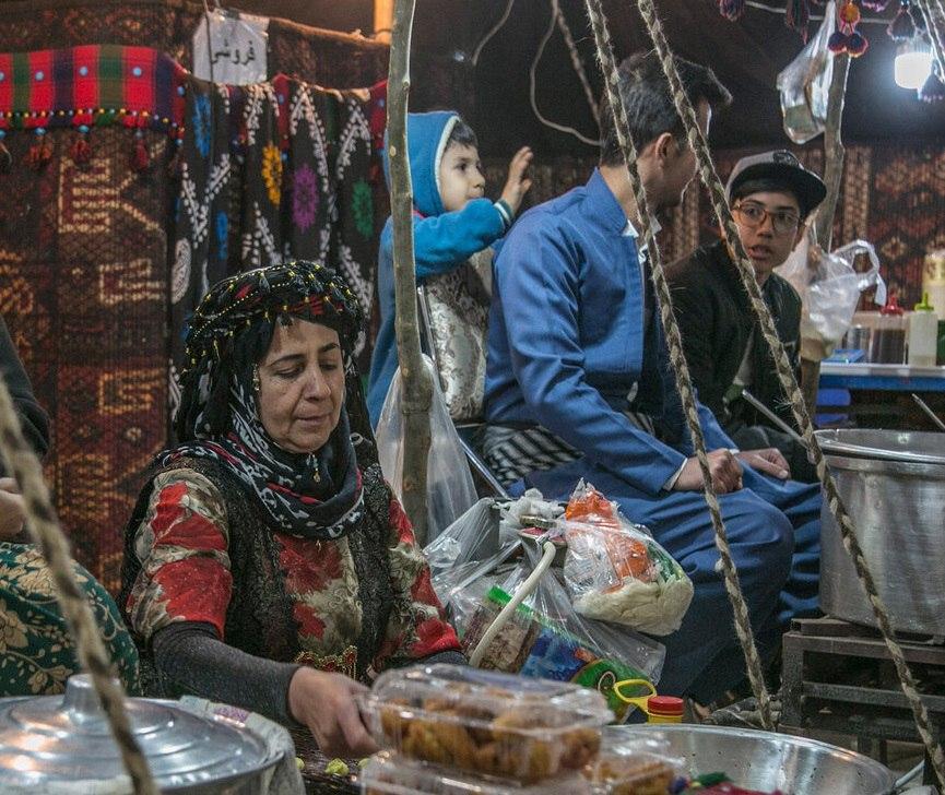 جشنواره سراسری صنایع دستی در گناباد گشایش یافت