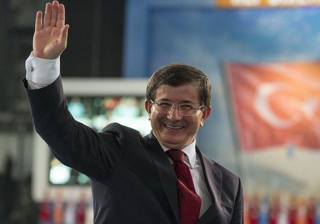 درخواست تاسیس حزب جدید از سوی نخستوزیر سابق ترکیه