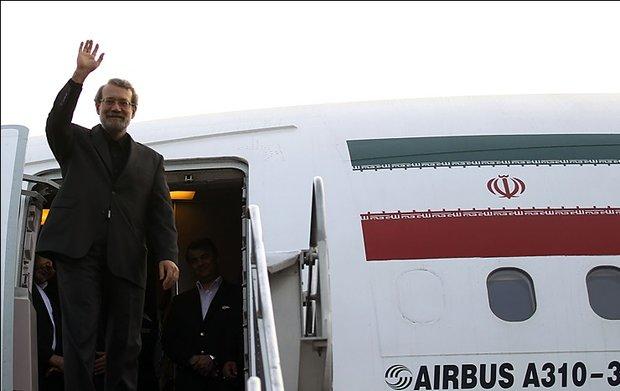 لاریجانی برای شرکت در مجمع عمومی مجالس آسیایی به ترکیه سفر میکند