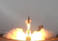 آزمایش موشک بالستیک توسط آمریکا + فیلم
