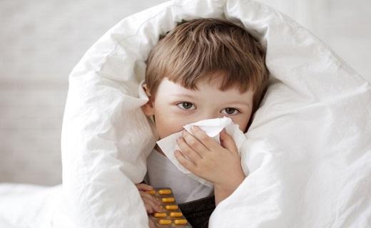 آنفلوآنزا در کودکان