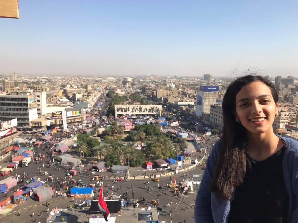 از بازی فعال کمونیست در نقش زن محجبه تا تطمیع مالی معترضان توسط  افراد ناشناس / بازیگردان ایران ستیزی در عراق کیست؟