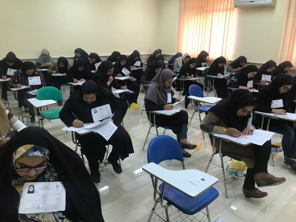 رقابت ۳ هزار و ۵۶۷ داوطب تحصیل در مقطع کارشناسی ارشد فراگیر دانشگاه پیام نورشهرهای فارس
