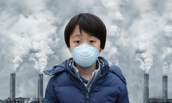جذب آلودگی هوا توسط موها