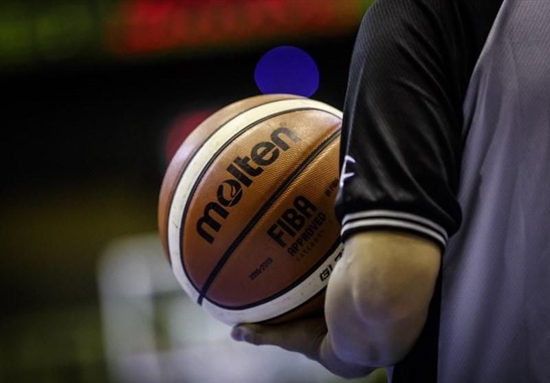 داور بسکتبال همدان در کمپ بینالمللی کشور عمان