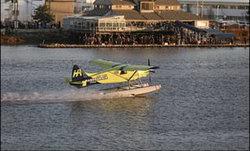 پرواز هواپیمای دریایی برقی برای اولین بار درجهان!